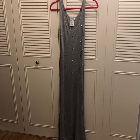 Urban Outfitters Dresses & Skirts - NEW Out from under gray maxi dress new small
